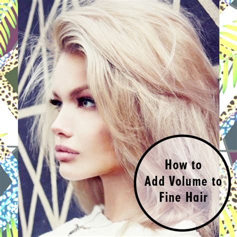 add volume to hair picture 3