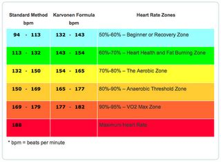 Heart rate fat burning zone picture 3