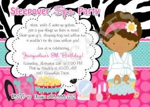 free printable sleepover party invitation picture 14