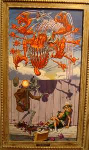 painting appetite for destruction by robert williams picture 1