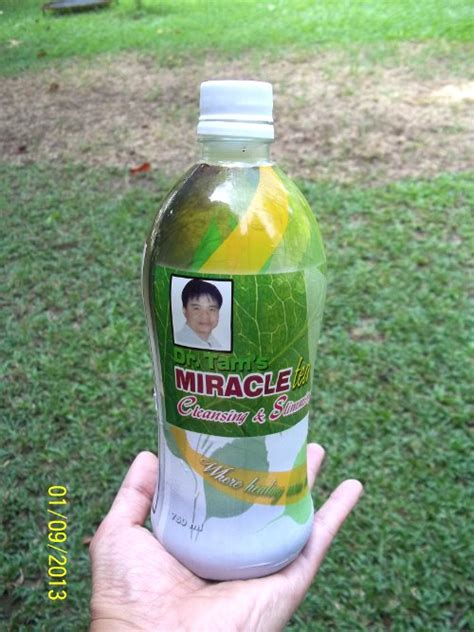 dr tam mateo miracle tea testimonial picture 3
