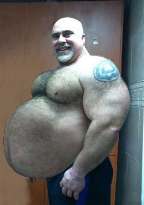 big-bellied muscle morphs picture 13