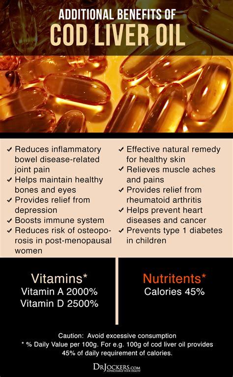 what is cod liver oil used for picture 2