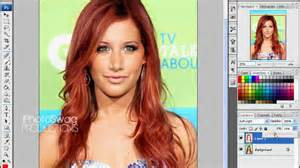ashley tisdale with brown hair picture 2