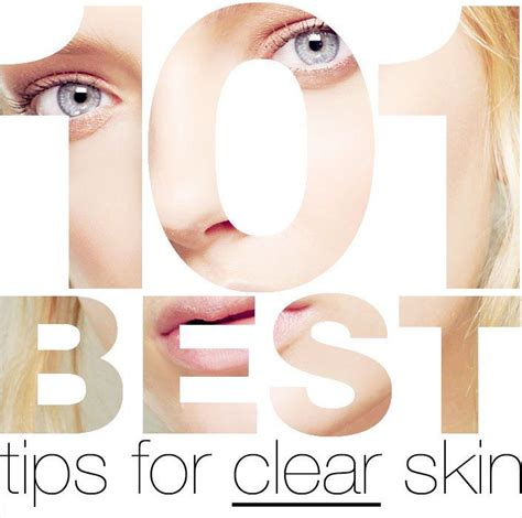 methods for clear skin picture 1