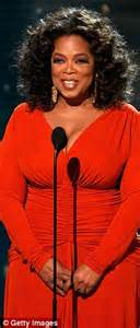 oprah's shocking weight loss picture 14