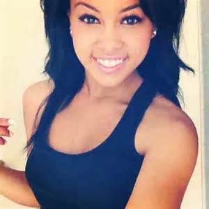 light skin black girls picture 18