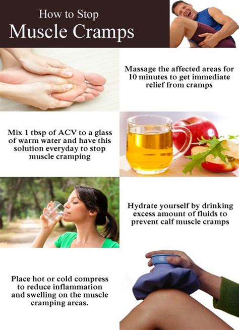 how to get rid of muscle cramps picture 3