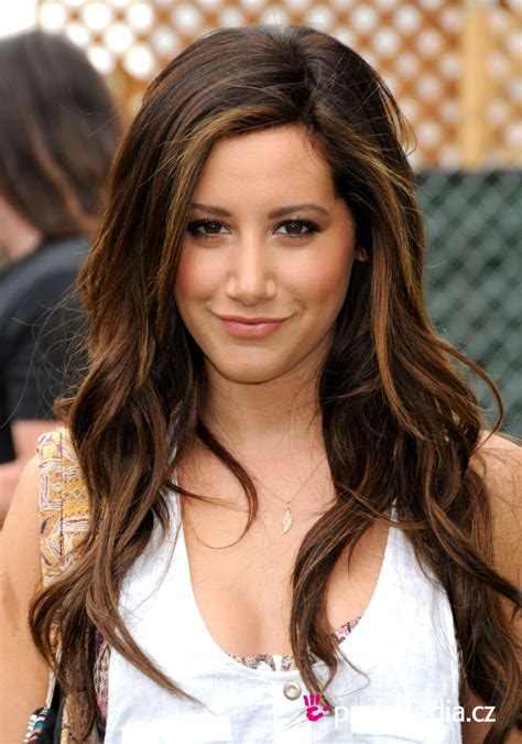 ashley tisdale with brown hair picture 6