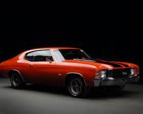 chevrolet muscle cars picture 6