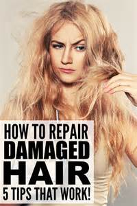 damaged colored hair advice picture 11