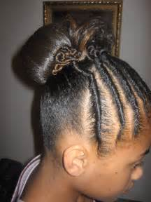 black hair style flat twists picture 9