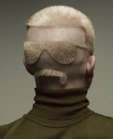 barber shop heads shaved women picture 6