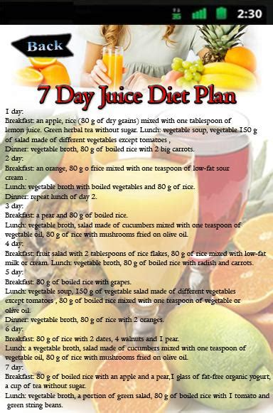 detox juice diet picture 3