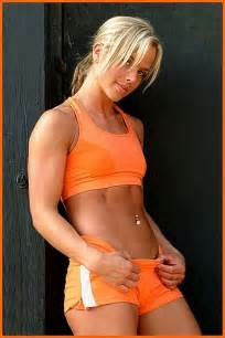 female muscle fitness models picture 13