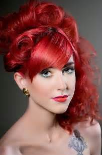 coloring red hair picture 6