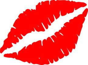 clipart of lips picture 1