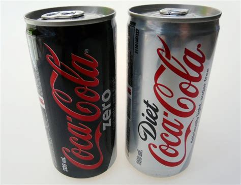 what is the difference between diet coke and picture 8