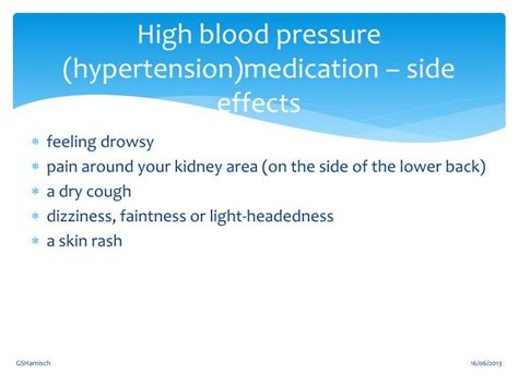 high blood pressure merdication with fewest side effects picture 1