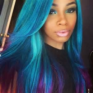 colored hair styles picture 10