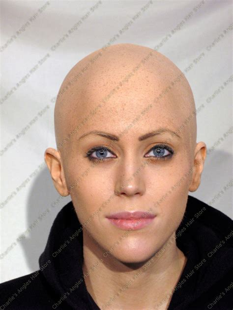 bald head light skin picture 6