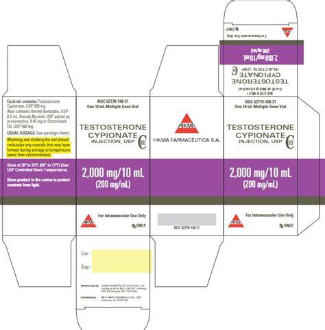 testosterone cypionate dosage schedule picture 1
