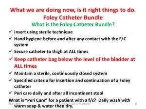 how to insert a urinary catheter picture 2