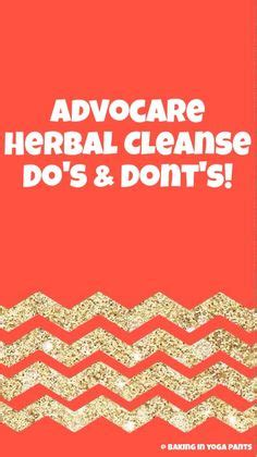 problems with advocare herbal cleanse picture 1