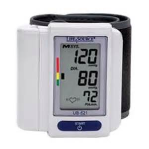 Lifesource blood pressure monitor picture 3