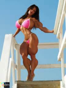 female muscle morphs on my space picture 6