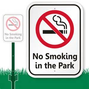 smoke free in parks and campgrounds picture 6