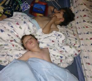 sleeping boys picture 7