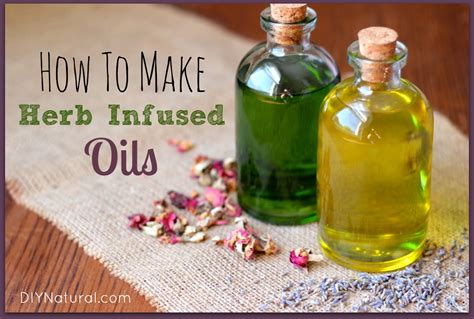 how to make herbal oils picture 1