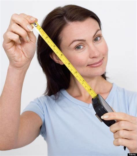 woman measuring man's penis picture 15