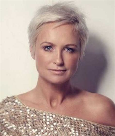 women's short hairstyles fine hair picture 13