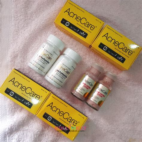 acne care vida nutriscience reviews picture 1