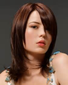 pictures of medium hair cuts picture 14