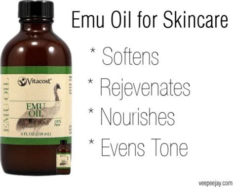 skin care uses of emu oil picture 1
