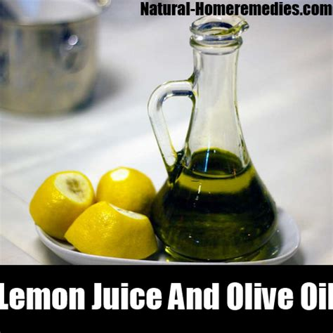 olive oil and lemon juice cleanse picture 4
