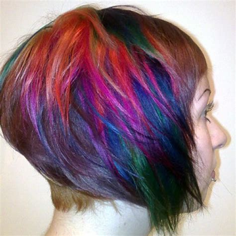 colored hair pictures picture 1