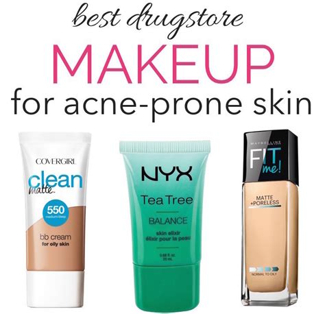 best makeup for acne prone skin picture 2