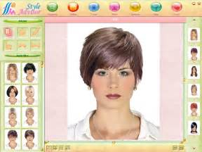 online hair style creator picture 5