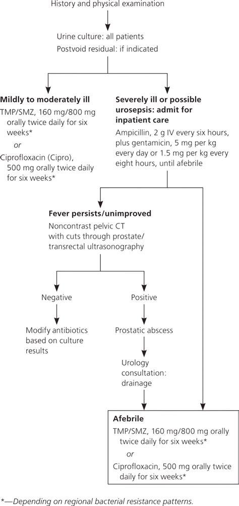 chronic prostatitis tmp-smz cure picture 5