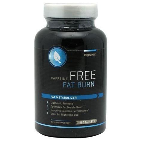 apex caffeine free fat burn reviews picture 1