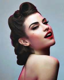 50s hair styles picture 1