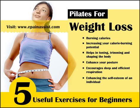 pilates moves for weight loss picture 1
