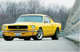 1965 muscle car mustangs picture 2