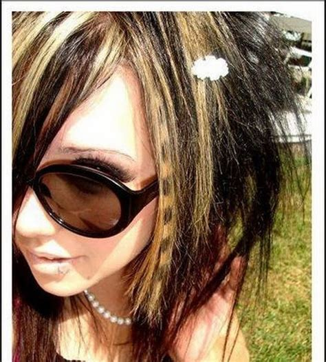 emo girl hair picture 14