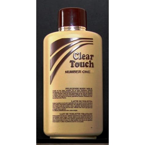 clear touch cream picture 1