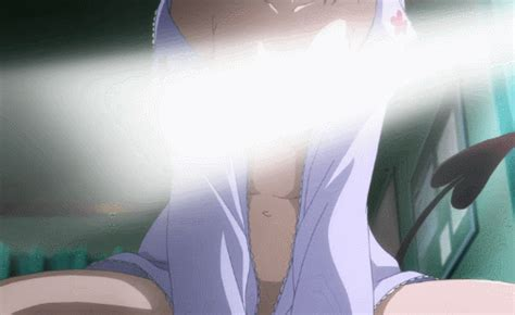 anime breast beam picture 1